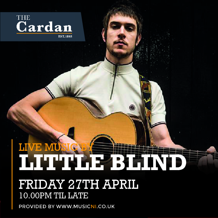Friday Live with Little Blind