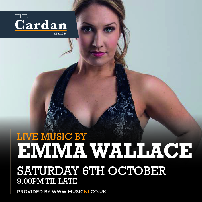 SATURDAY LIVE with EMMA WALLACE