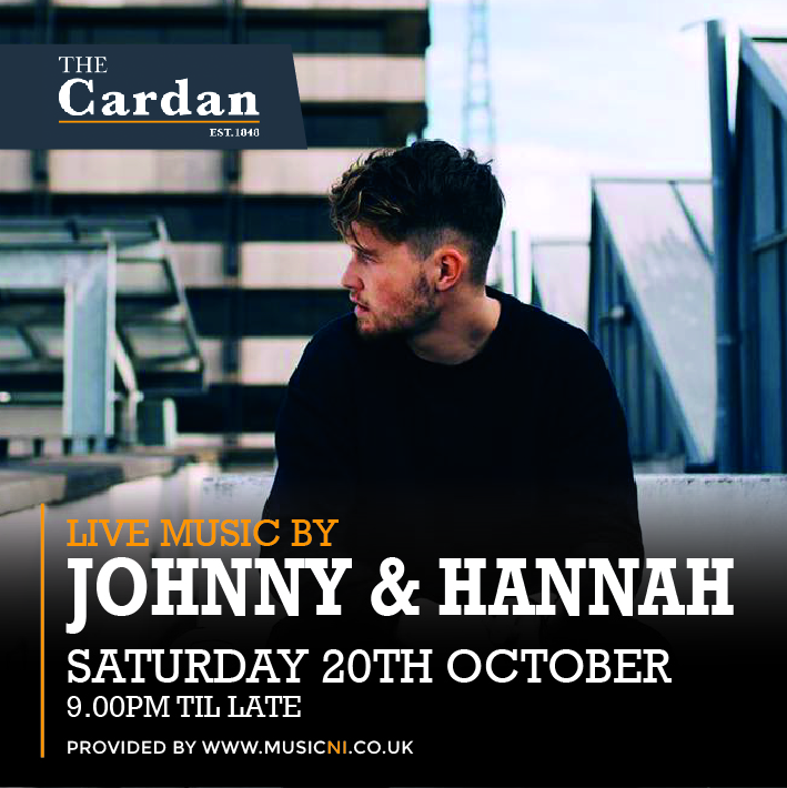 SATURDAY LIVE with JOHNNY & HANNAH