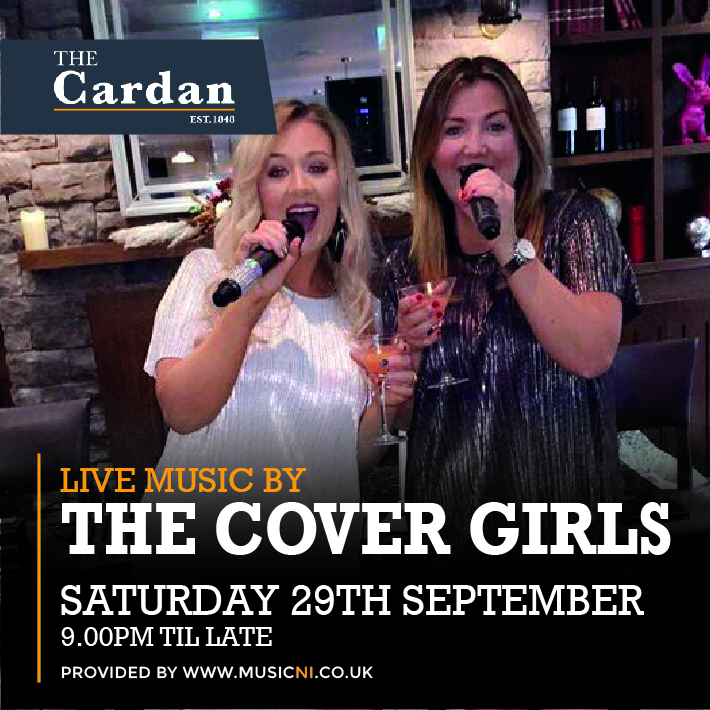 SATURDAY LIVE – THE COVER GIRLS