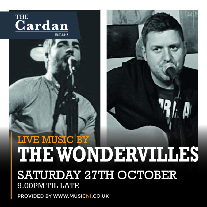 SATURDAY LIVE with THE WONDERVILLES
