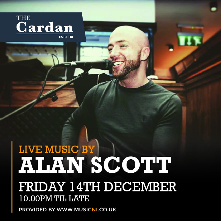 FRIDAY LIVE with ALAN SCOTT