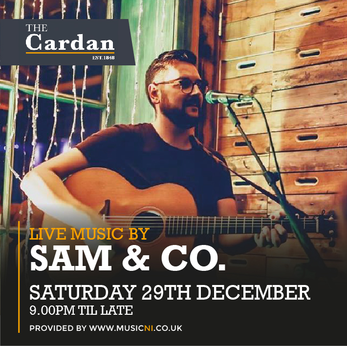 SATURDAY LIVE with SAM GRIBBEN & CO