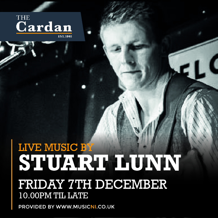 FRIDAY LIVE with STUART LUNN