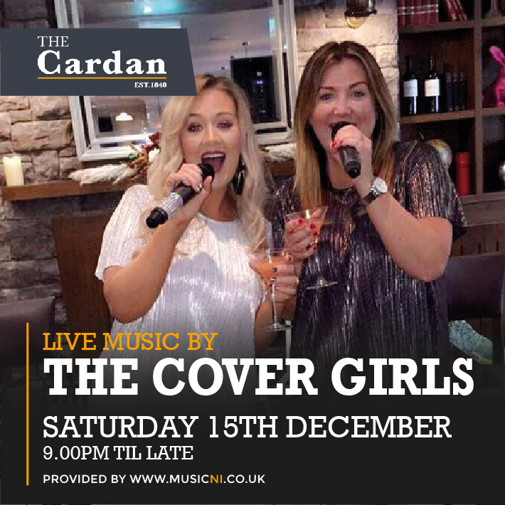 SATURDAY LIVE with THE COVER GIRLS
