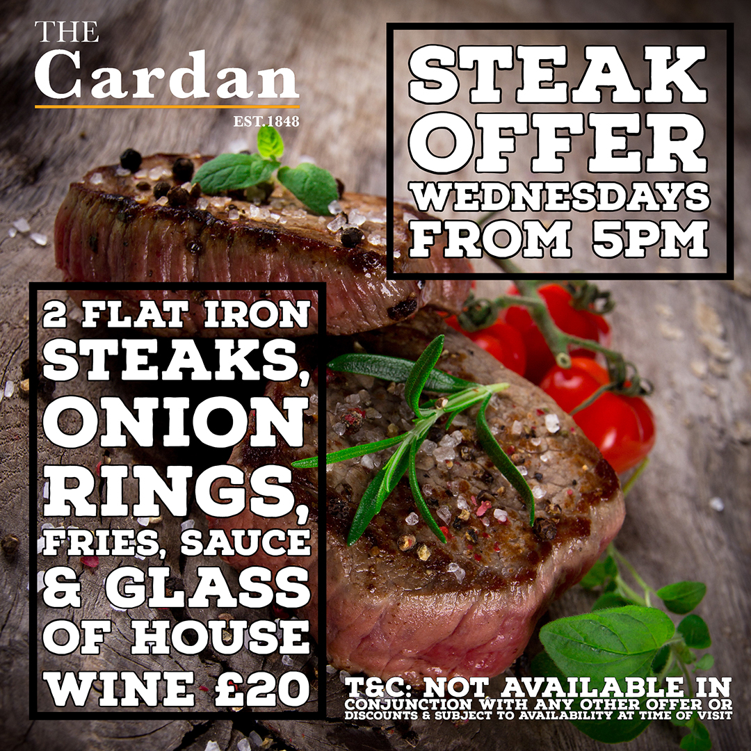 The Cardan Food Offers